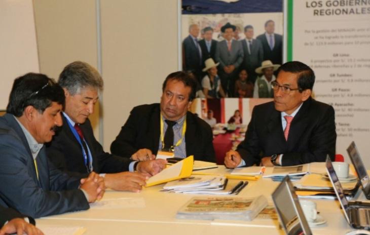El trabajo articulado entre los gobiernos regionales y el Ministerio de  Agricultura y Riego 6f3c5d967b1