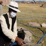 Senamhi y COER Puno implementarán sistema de alerta temprana ante sequías
